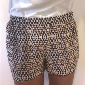 Joie Silk Shorts